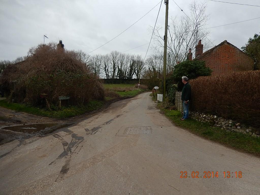 All photos copyright Stuart Wilson - general setting