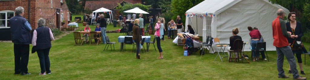Brampton Fete 2014 - at Low Farm